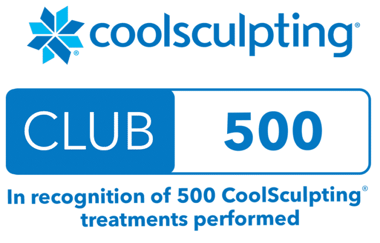 CoolSculpting Club 500 logo